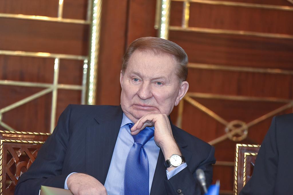 Леонид Кучма: фото, биография, досье