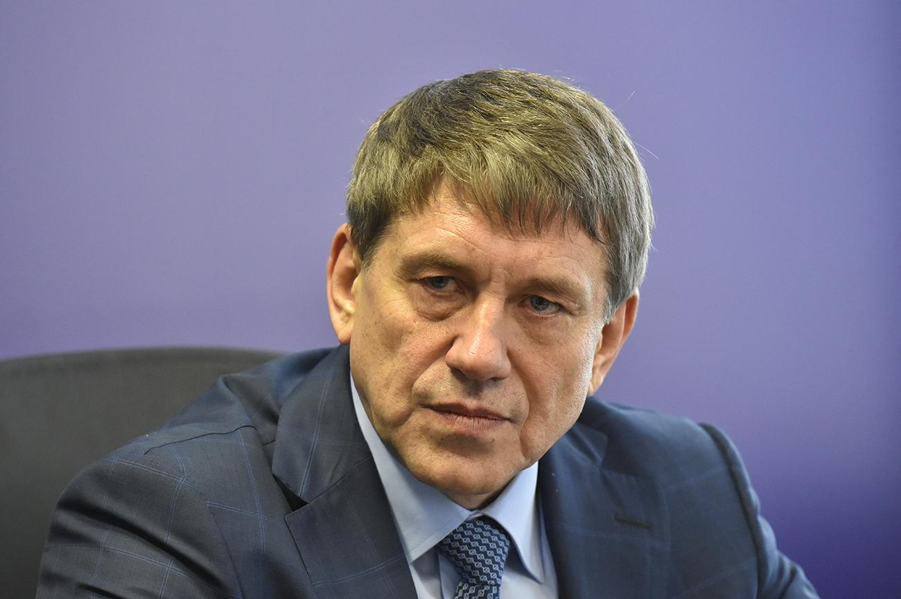 Игорь Насалик: фото, биография, досье