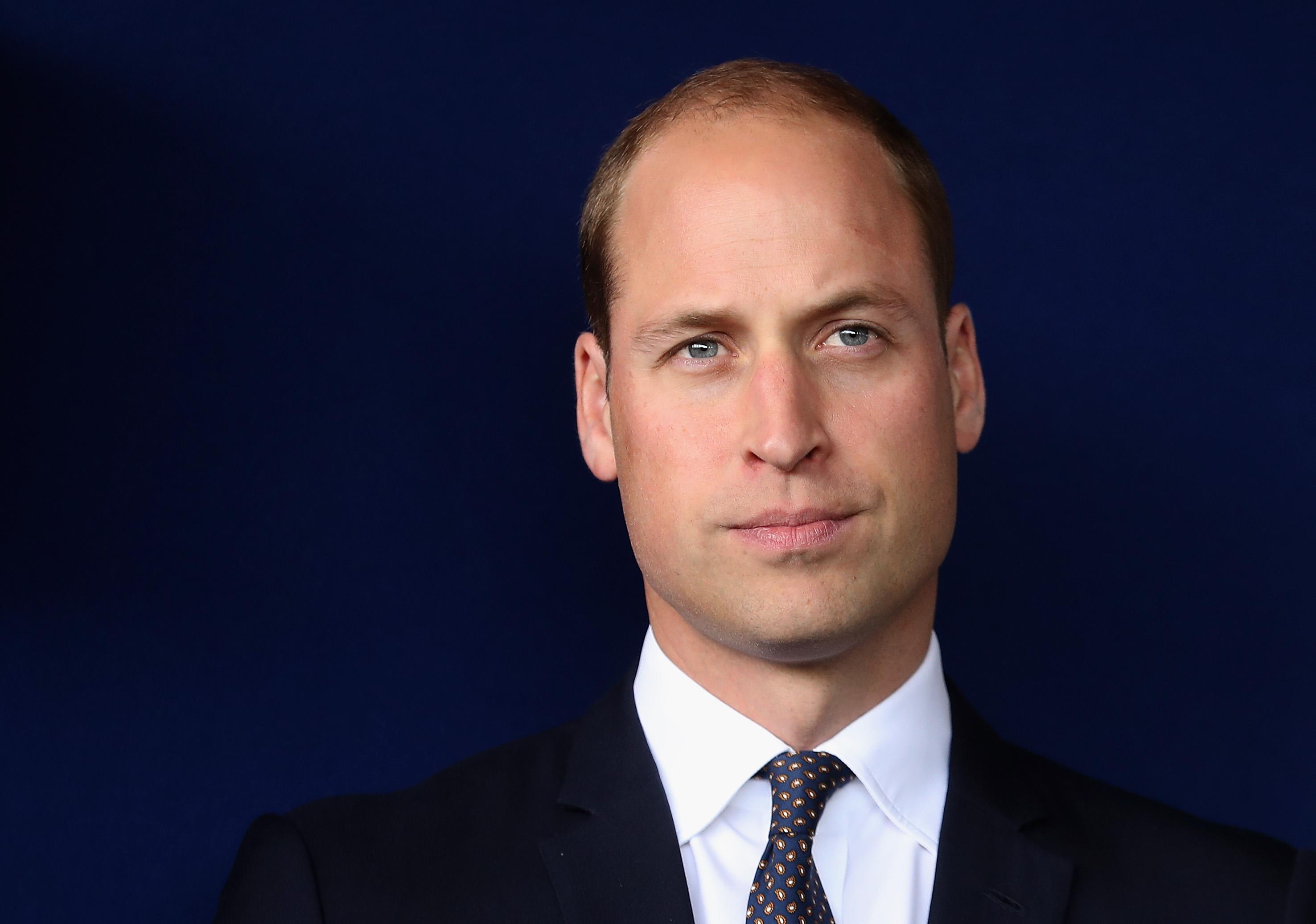 Герцог Кембриджский Принц Уильям: фото, биография, досье