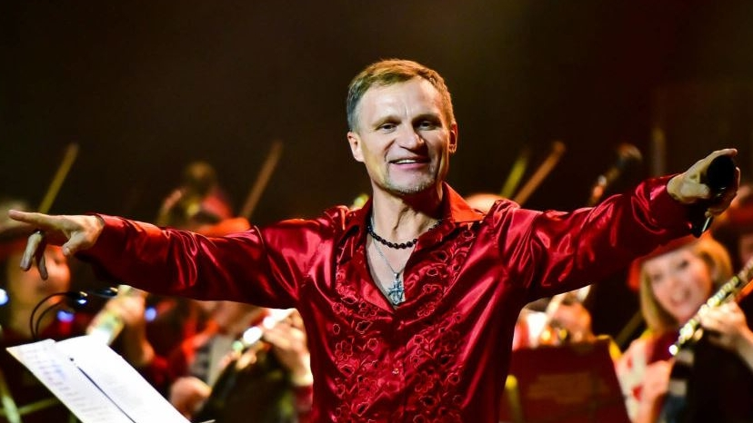 Олег Скрипка: фото, биография, досье