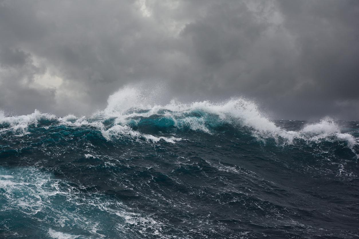 каждый кусочек океан в шторм фото селена чувствует