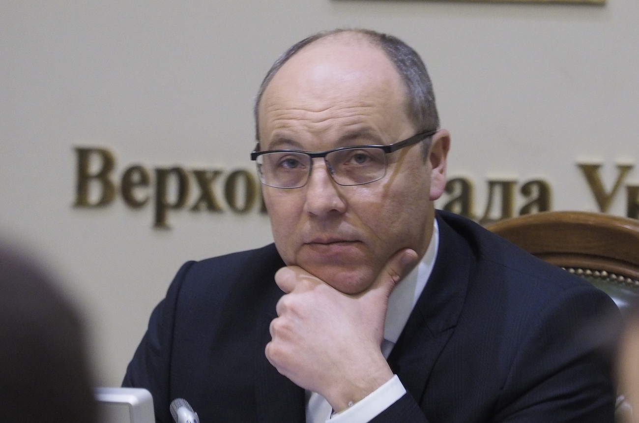 Парубий отменил приглашение ПАСЕ на выборы в Раду