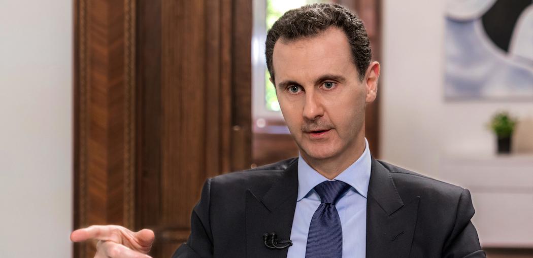 Башар Хафез аль-Асад: фото, биография, досье