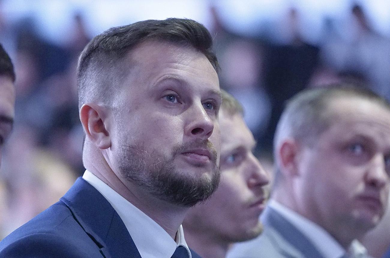Андрей Билецкий: фото, биография, досье