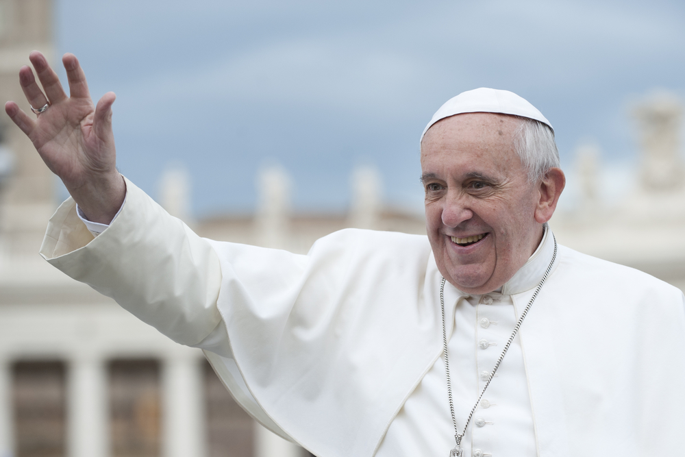 Франциск: фото, биография, досье