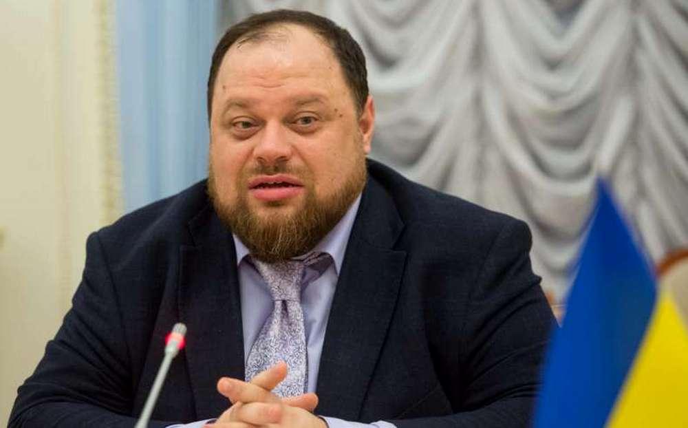 Руслан Стефанчук: фото, биография, досье