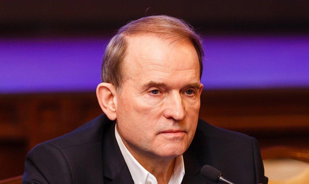 Виктор Медведчук: фото, биография, досье