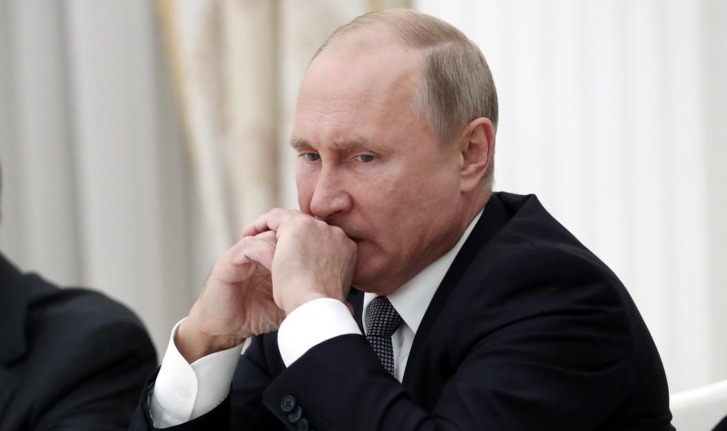 Владимир Путин: фото, биография, досье
