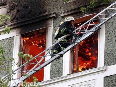 День работника пожарной охраны