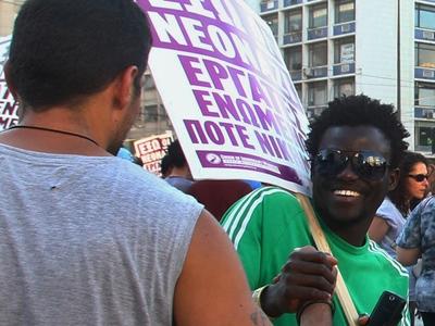 Неделя солидарности с народами, борющимися против расизма и расовой дискриминации