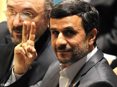 Ахмадинежад Махмуд