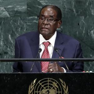 Мугабе Роберт