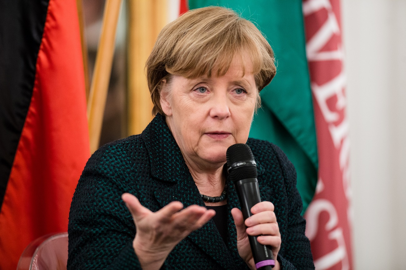 Меркель Ангела