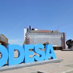 В Одессе завершили реконструкцию морского вокзала: фото